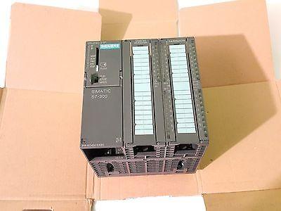 SIEMENS 6ES7314-6CF02-0AB0 SIMATIC S7-300, CPU 314C-2DP