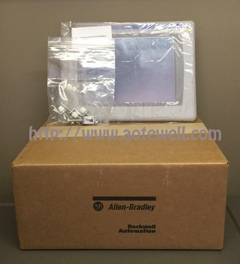 Allen Bradley Panelview - Panelview Plus 6 2711P-B10C4A8