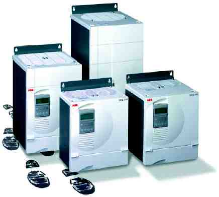 ABB DC Drives - DCS 400
