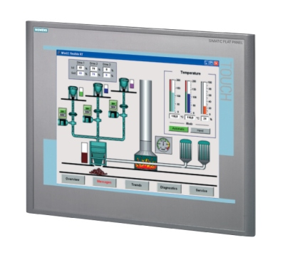 Siemens Pc Simatic Industrial Flat Panel Simatic Flat Panel
