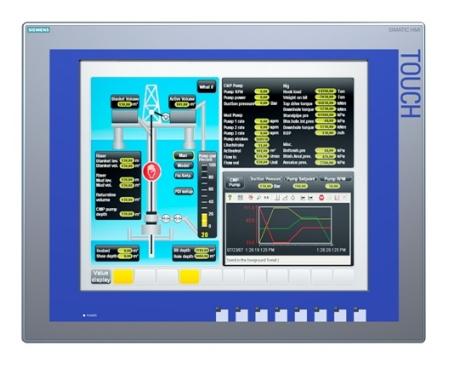 SIMATIC HMI Panel PC Ex