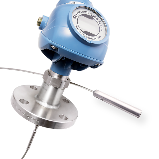 Rosemount 5300 Level Transmitter - Emerson Rosemount 5300