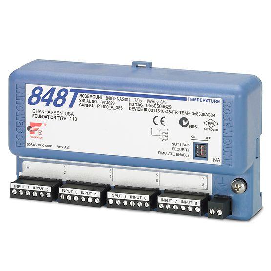 Rosemount 848T Temperature Transmitter