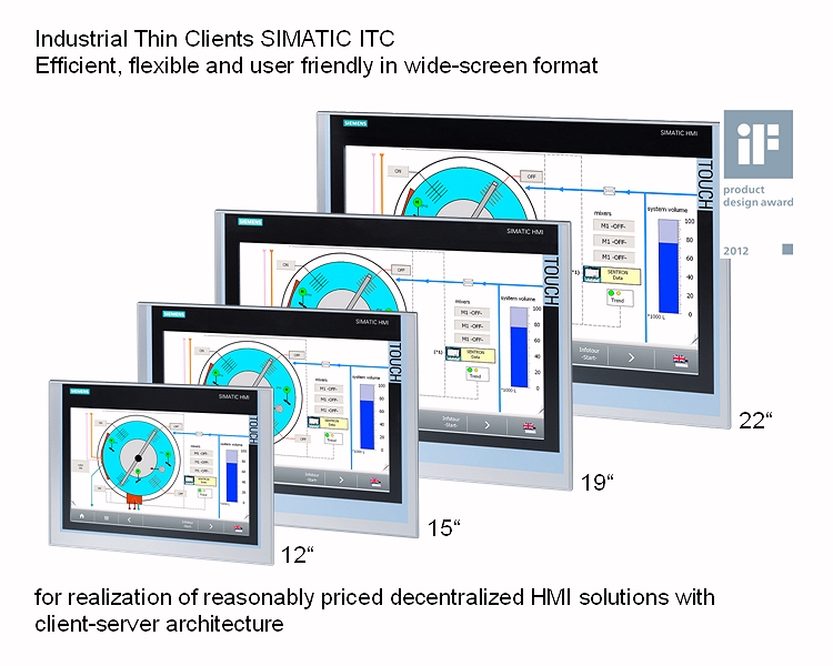 SIMATIC Thin Client